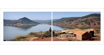 LP.12 - Lac du Salagou (Hameau des Vailhés)