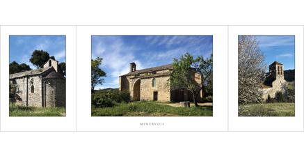 L.81 - Minervois (chapelles romanes)