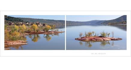 LP.20 - Lac du Salagou, Celles