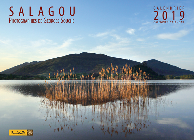 calendrier salagou 2019
