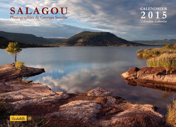 calendrier salagou 2015